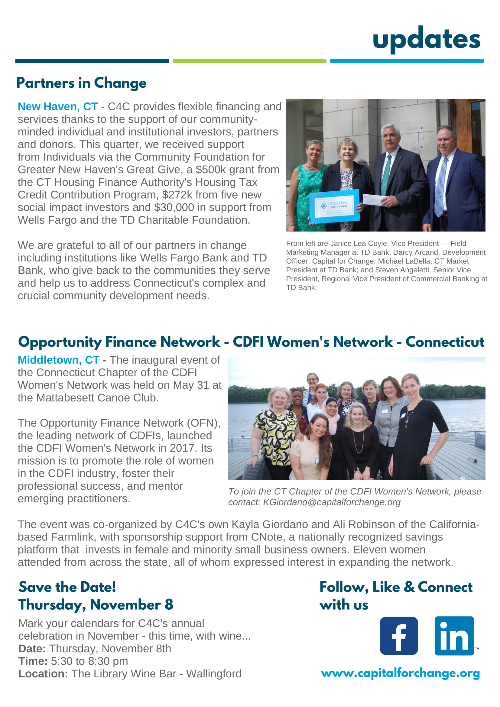 August 2018 Newsletter page 3